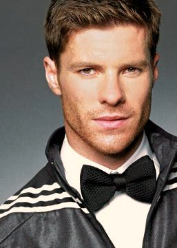 Xabi Alonso photographed by Sergi Jasanada for DT... - for-redheads