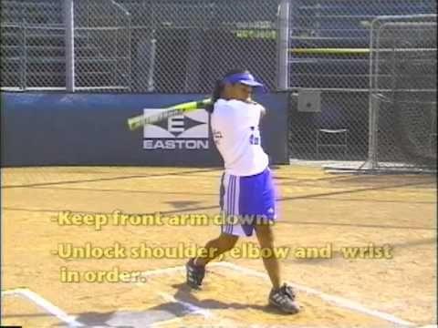 Girls Softball: Common Hitting Problems & Solutions