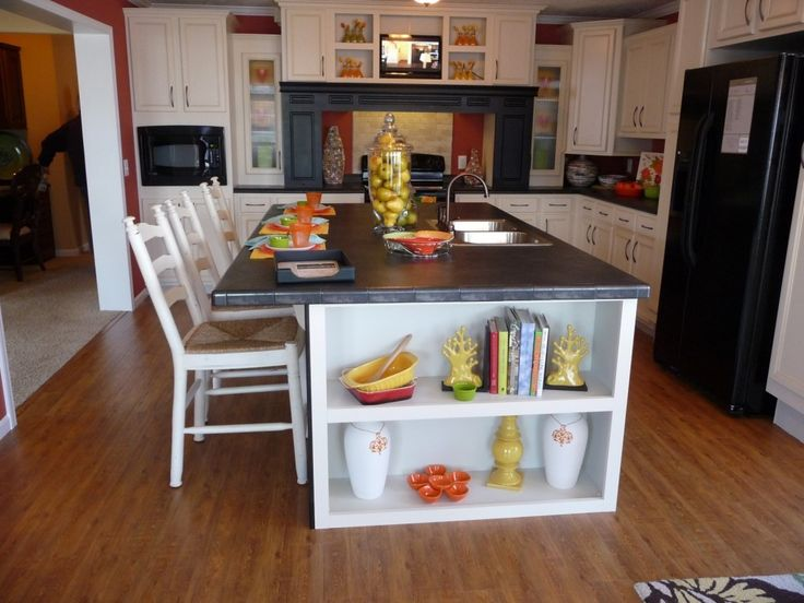 190 Best Kitchen Islands Images On Pinterest | Kitchen Ideas, Kitchen  Designs With Islands And Small Kitchen Islands