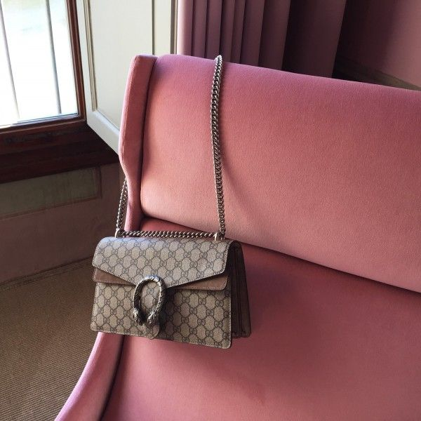 Luxurious Gucci Dionysus bag. Read on Youqueen.com all about top designer handbags of the moment.