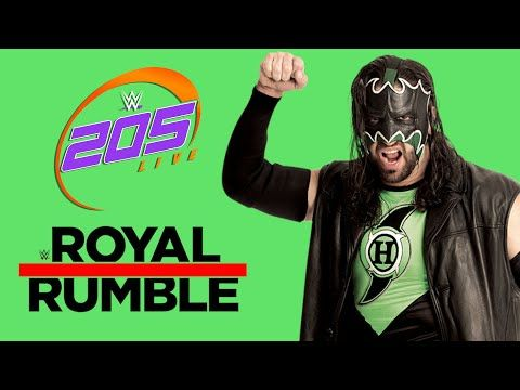 Hurricane Helms Interview - WWE Royal Rumble, 205 Live & More!