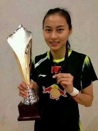 Wang Yihan [CHN]