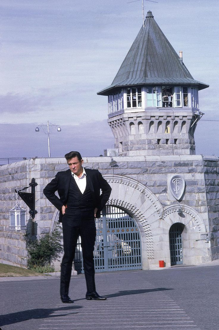 The Man in Black's career was in a rut, so he recorded a live album at a notorious California prison.