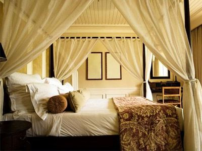 17 Best Images About Diy Romantic Bed Canopies On