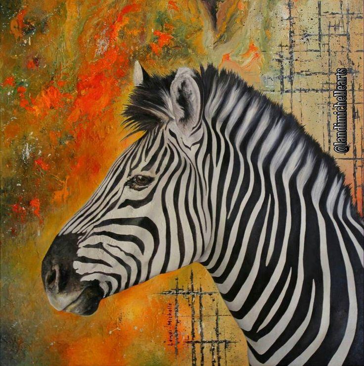 Zebra painting by Landi-Michelle. #landimichellearts #zebra #zebraoilpainting #abstractart #art #artist #artwork #poachingwars #impressionisticpainting #wildlifeart #WildlifeConservation #southafricanart #instaart #landimichelle #bestoftheday #interesting #didyouknow #nowyouknow #nature #earth #earthling #UniteAgainstPoaching