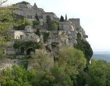 Les Baux, Provence, France
