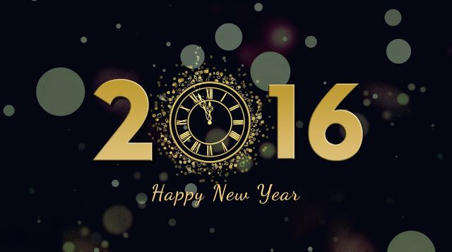Best Happy New Year 2016 WhatsApp DP Pictures HD