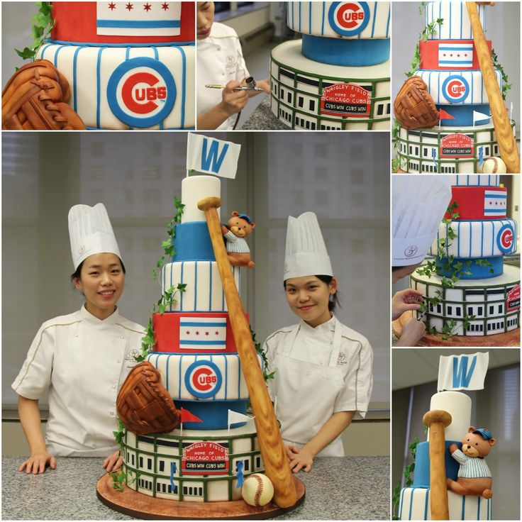 15 Best Images About Chicago Cubs Party On Pinterest: Best 25+ Chicago Cubs Cake Ideas On Pinterest