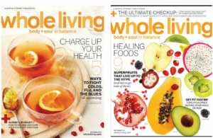 Yay! Discount Mags is offering up a great deal on Whole Living magazine! Head on over here to snag a 1-year subscription (10 issues) to Whole Living magazine for only $3.99 (retail value $29.70) when you enter the coupon code HIP2SAVE at checkout! Even sweeter, you can snag up to 2 years for only $7.98, [...]