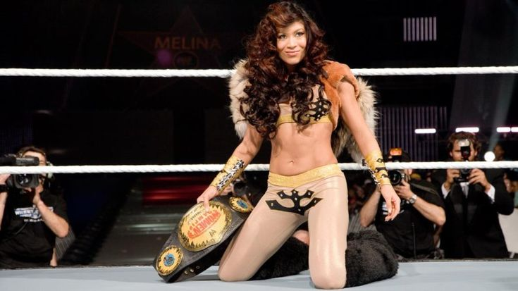 Former WWE Superstar Melina reveals that she was raped