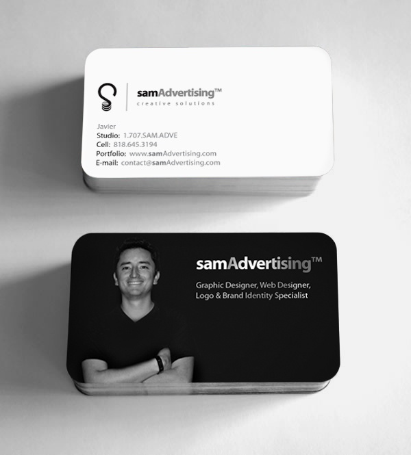 cool style design name card