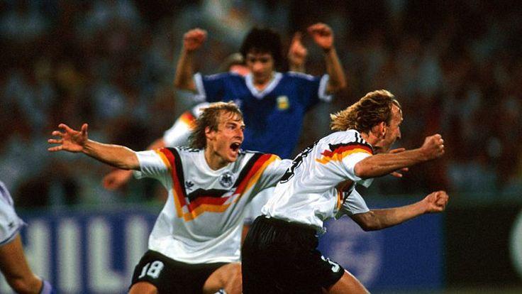 Klinsmann aiming for hat-trick against Messi's Argentina - bundesliga.com