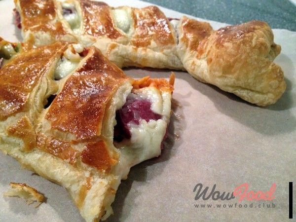 Стромболи — сытная пицца-рулет