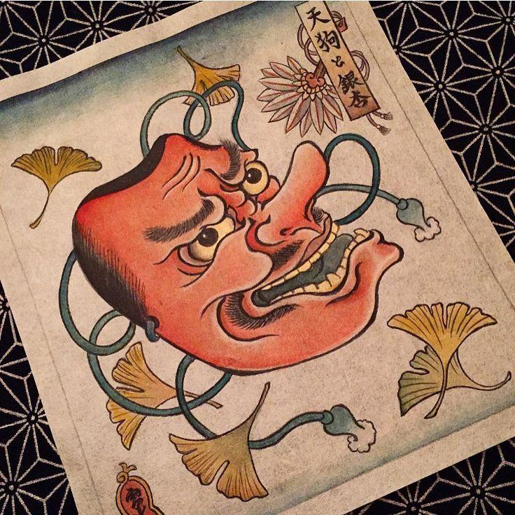 Tengu icho japanese tattoos for Tattoo shops 24 hours