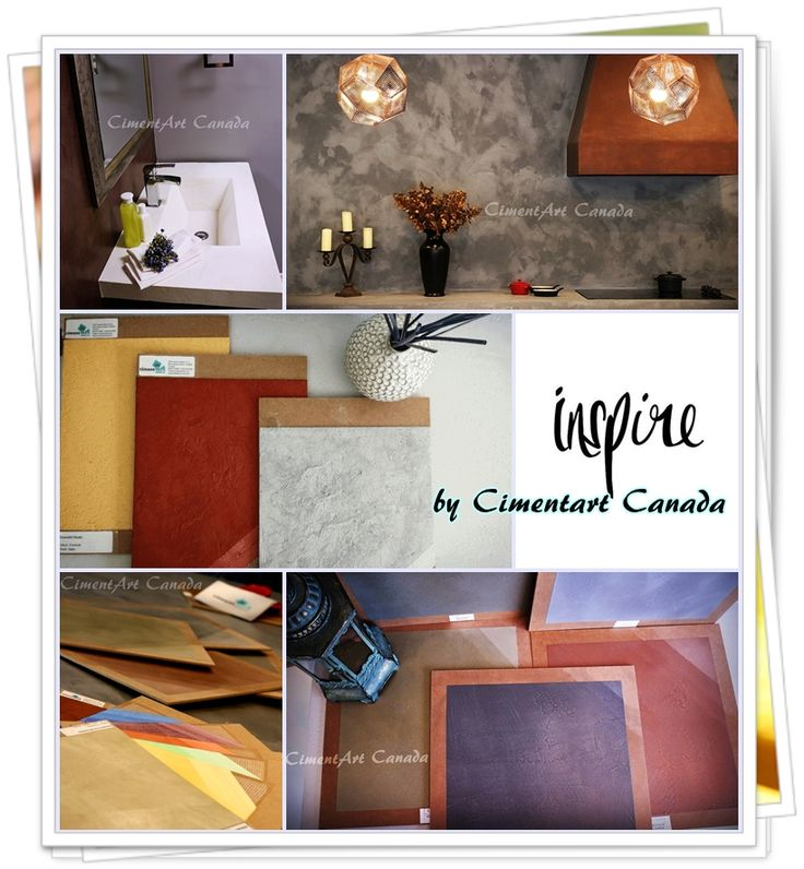 #Decor your #home with our products in Cimentart Canada