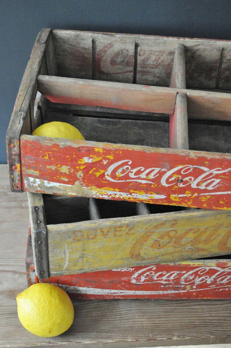 Caisses Coca Cola