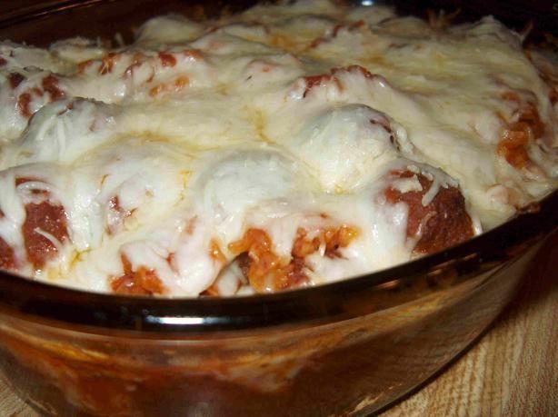 Meatball Casserole Recipe - Food.com - 254560
