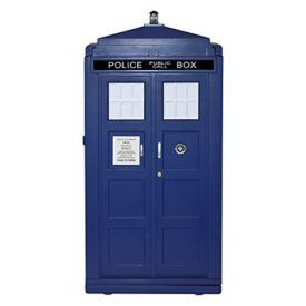 """A TARDIS is a product of the advanced technology of the Time Lords, an extraterrestrial civilization to which the programmer's central character, the Doctor, belongs. Now you can see how this Mini Fridge is """"Bigger on the Inside"""" as you keep cool your favorite drinks. The 12 liter mini fridge holds up to 18 cans […]"""