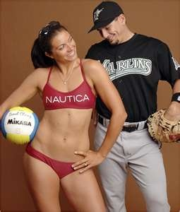 Misty May Treanor & Matt Treanor