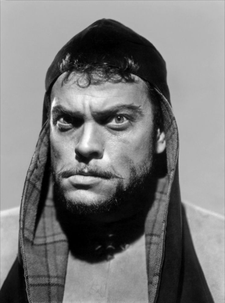 Orson Welles as Macbeth, 1948