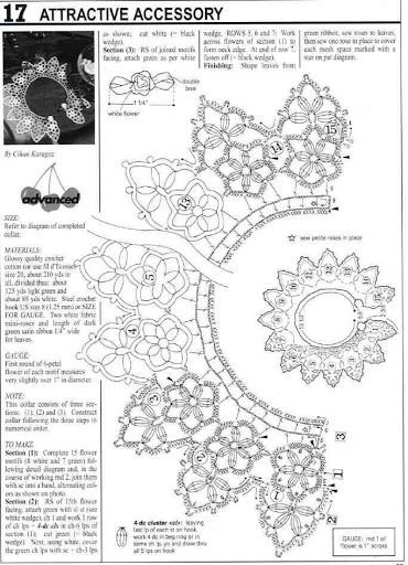 Decorative Crochet Magazines 50 - Gitte Andersen - Álbumes web de Picasa