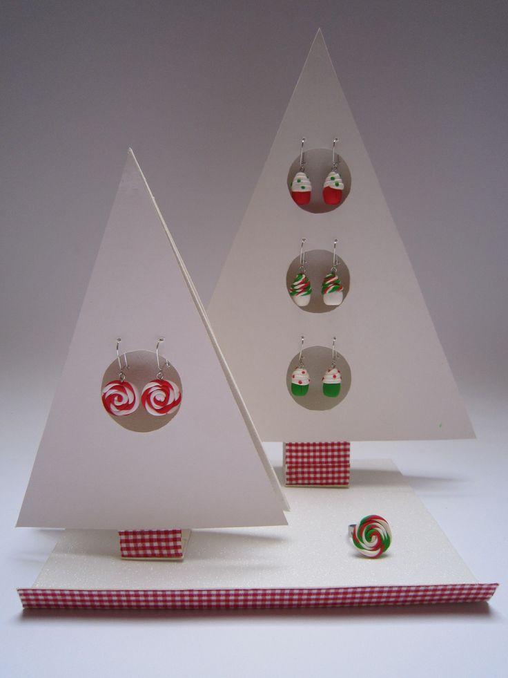 Karácsonyi süti ékszerek