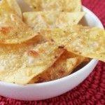 Paleo Tortilla Chips    Ingredients    2 cups almond flour  2 medium egg whites  1/2 teaspoon salt  1/2 teaspoon garlic powder  1/2 teaspoon cumin