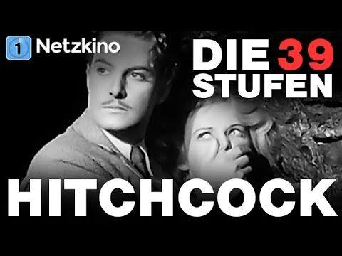 Alfred Hitchcock: Die 39 Stufen (Thriller, Kultfilm in voller Länge, ganze Filme auf Deutsch) *HD* - YouTube