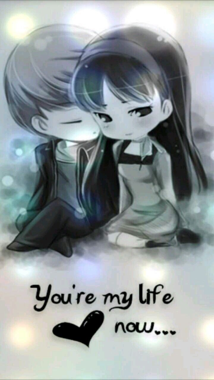 Pin On You And Me Within The Most Awesome Cartoon Shayari Wallpapers Love You Images Romantic Love Quotes Love Wallpaper