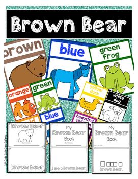 17 Best images about Book: Brown Bear, Brown Bear on ...