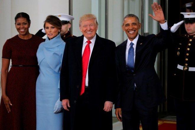 Trump inauguration: Donald Trump's inaugural address as Batman villain SNL host Aziz Ansari takes a jab at Trump and other buzz