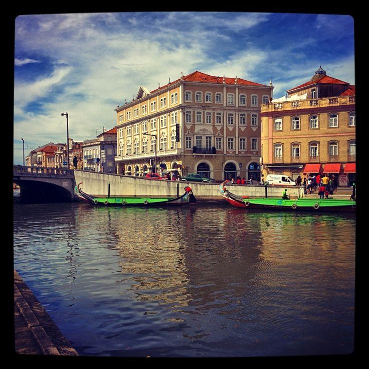Aveiro - the Portuguese Venice