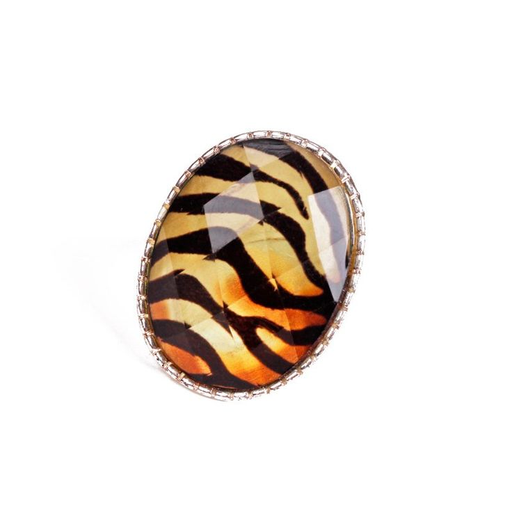 Vintage Tiger Stripes Ring #women, #men, #hats, #watches, #belts, #fashion, #style