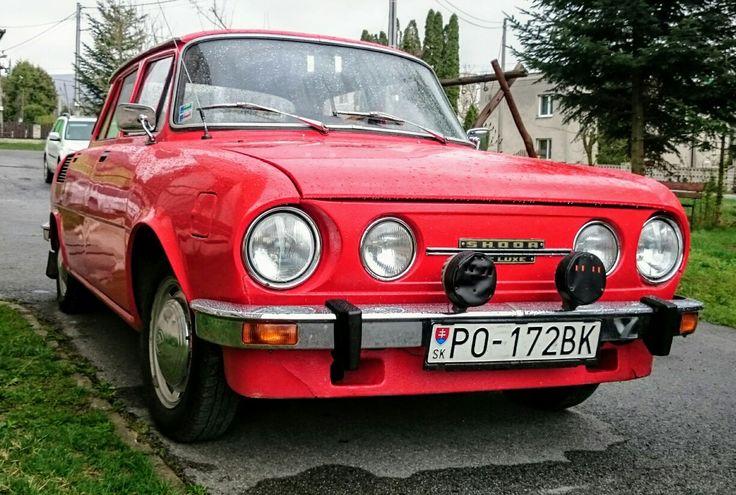 Skoda 100 DeLuxe