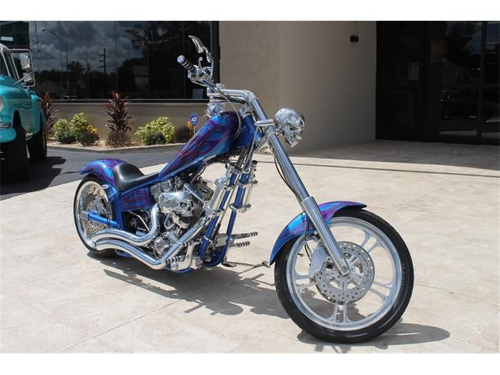 completely chrome choppers 2002 american ironhorse texas chopper for sale 22 983 image 1. Black Bedroom Furniture Sets. Home Design Ideas