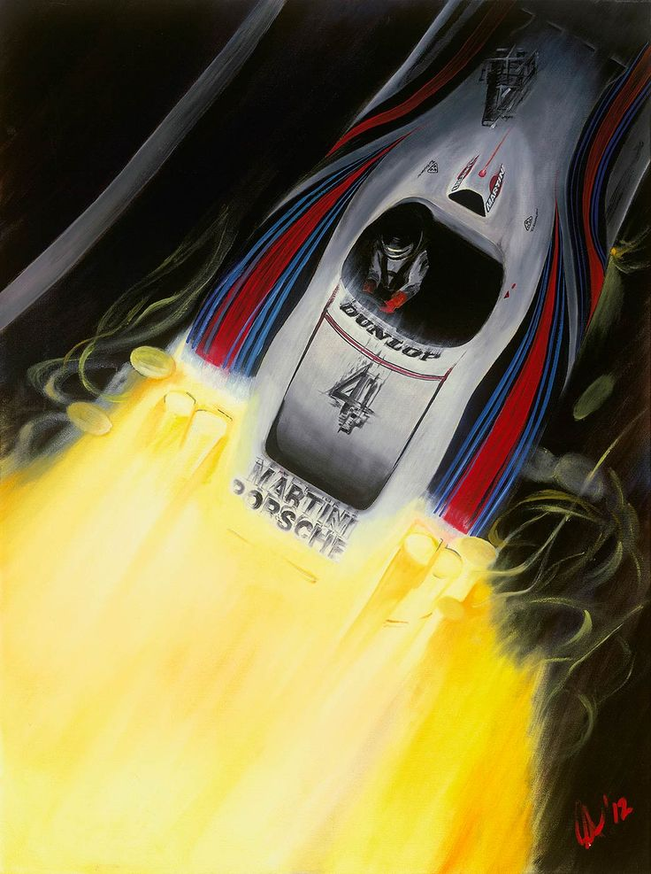 Alex Wakefield and the Art of Capturing Speed - Petrolicious