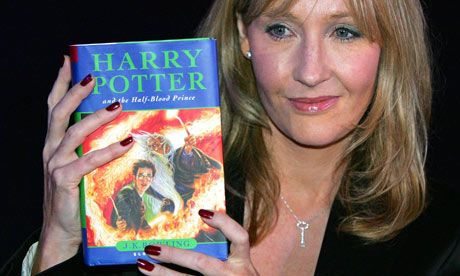 I would love to talk to JK Rowling about Harry Potter.