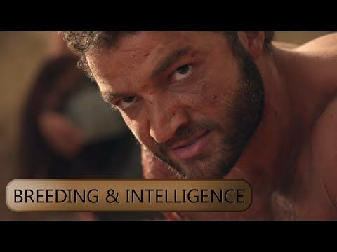 Spartacus   Character Profile: Ashur   STARZ - YouTube