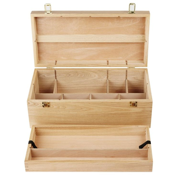 J.Burrows Artist Supply Chest | Officeworks