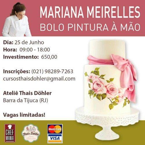 www.chefmania.com.br Chef Mariana Meirelles