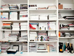 ///Bookshelves, Interiors Inspiration, Living Workspaces, Mag Collection, Display Collection, Magazines, Library'S Offices, Creative Work, Offices Interiors