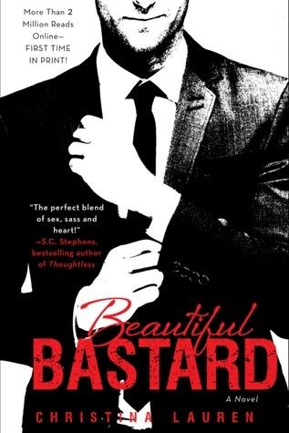 Beautiful Bastard (Beautiful Bastard, #1) New obsession......