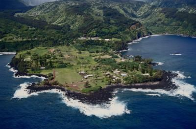 Accommodation in Hana Maui