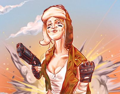 "Check out new work on my @Behance portfolio: ""Don't f*** with me!"" http://be.net/gallery/36566539/Dont-f-with-me"