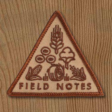 "Draplin Design Co.: NOW SHIPPING: Field Notes ""National Crop Edition"""