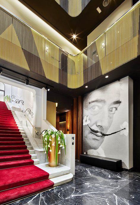 Hotel vincci gala barcelona 2014 tbi interiors - Hotel vincci barcelona ...