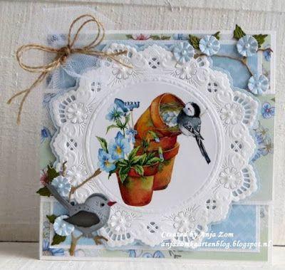 Anja Zom kaartenblog