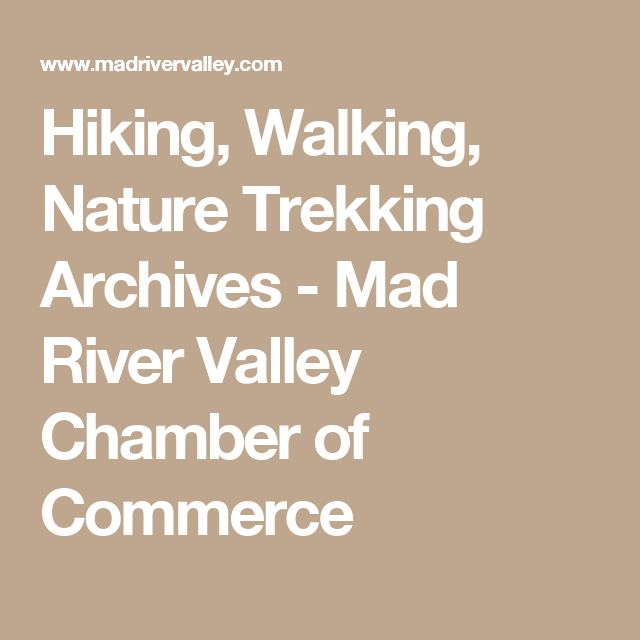 Hiking, Walking, Nature Trekking Archives - Mad River Valley Chamber of Commerce