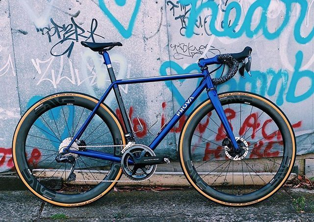 Classic Lines And Colors On This Provacycles It S Running Our