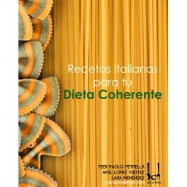 ebook Recetas Italianas para tu Dieta Coherente